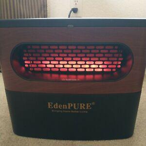 EdenPURE A5095 Gen2 Pure Infrared Heater/Purifier No Remote