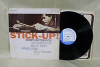 BOBBY HUTCHERSON – STICK-UP BLUE NOTE BST 84244 STEREO US VINYL LP