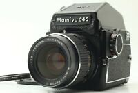 【EXC4+ READ】 MAMIYA M645 Medium Format CDS Prism Finder Sekor C 55mm f2.8 JAPAN