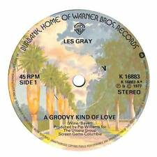 "Les Gray - A Groovy Kind Of Love - 7"" Record Single"