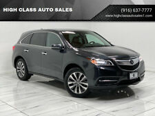2015 Acura Mdx w/Tech 4dr Suv w/Technology Package