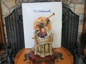Hummel Century Collection Final Edition Fanfare Figurine 1999 TMK-7 Signed MIB