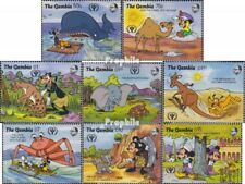 Gambia 1198-1205 (complete issue) unmounted mint / never hinged 1991 Walt-Disney