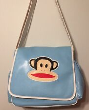 Paul Frank Large Pink And White Diaper Julius Monkey Bag. Nwt. New With Tags.