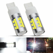 2xCanbus T20 7440 ultra white 105smd 4014 WY21W Led canbus turn single lights.