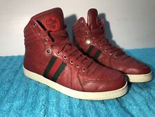 Authentic Gucci shoes mens 221825 size 8g/9u.s, Gucci sneakers mens