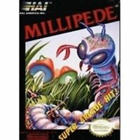 Millipede - Nintendo NES Game Authentic