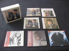 "BOB DYLAN, Japan CD Mini LP PROMO BOX ""Highway 61"" + 7 Mini LP, complete set"