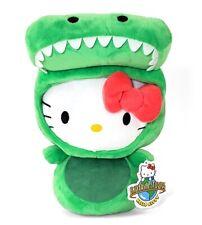Hello Kitty Sanrio Universal Studios Parks Plush Jurassic Park Dinosaur Costume