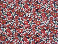 "Liberty of London Tana Lawn Tissu Design ""BETSY ANN"" 1 mètres (100 cm)"