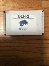 DLN–2 USB–12/SPI/GPIO Interface Adapter
