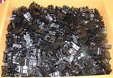 New Lot of 6 Lego Plain Black (Star Wars, Darth Vader) Minifigure Legs