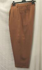Men/'s 1950/'s Burgundy Peg Trousers 50s Swing Jive Rockabilly RnR R/&R 50/'s Rockin