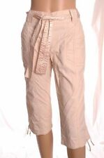 Cotton Petite Capri, Cropped Trousers NEXT for Women