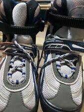 Arrowheels RollerBlades Size 5,6,7,8 Adjustable Grey/Blue