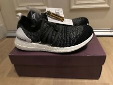 Adidas X Stella McCartney Ultra Boost Black White Sneakers Trainers UK 9 /US10.5