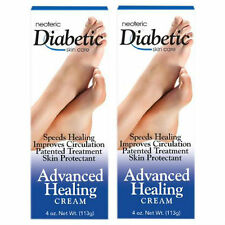 2 PACK Neoteric Diabetic Oxygenated Advanced Healing Cream 4oz 735379160108YN