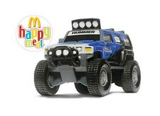 HUMMER H3 McDonalds Happy Meal Toy Rare ROD HALL #9 Collectible DEALER EXCLUSIVE