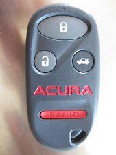 1997 1998 1999  ACURA CL ACURA INTEGRA  KEYLESS REMOTE A269ZUA108 OEM