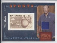 2010 Panini Century Sports Souvenir Stamps 4c Wes Unseld #045/125