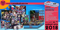 Phantom Breaker Collector's Edition Playstation Vita 2018 Limited Run 165 NEW