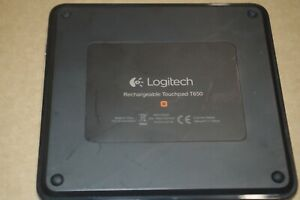 Logitech Rechargeable Touchpad T650 - Black (no receiver)