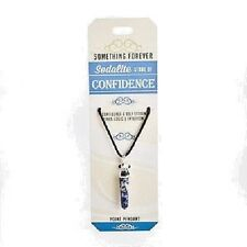 Confidence Point Pendent (Simulated) Something Forever Sodalite Stone Of