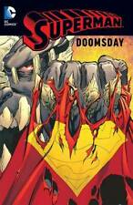 SUPERMAN: DOOMSDAY TPB Death of Saga Book 5 TP 344 PAGES