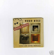 CD SINGLE 3 INCH 3 POUCES 3 TITRES SCRITTI POLITTI WOO BEEZ