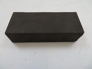 "1-1/2"" x 1"" x 5"" Black Ebony Wood Lumber Blank DIY Material for Music Instrument"