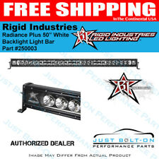 "Rigid Industries Radiance Plus 50"" White Backlight Light Bar 250003"