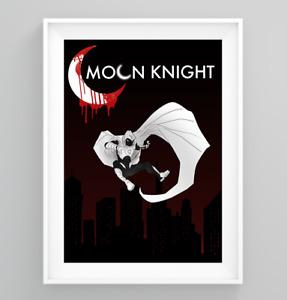Marvel Moon Knight poster