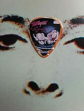 TED NUGENT Love Grenade Tour guitar pick