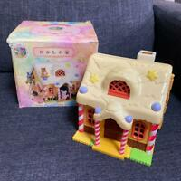 Sylvanian Families Sweets House Fairyland Series Rare Calico Critters Epoch