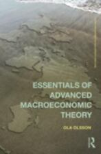 Essentials of Advanced Macroeconomic Theory (Routledge Advanced Texts in Economi