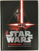 Star Wars Annual 2017 Disney / Lucasfilm Licensed Hardback Book - New