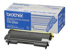 1 ORIGINAL TONER BROTHER HL-2030 2035 2040 DCP-7010 7020 7025 MFC-7420 7820 2820
