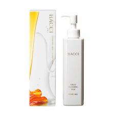 HACCI Cleansing Milk Honey Milk Facial Skin Care 190ml From Japan with Tracking