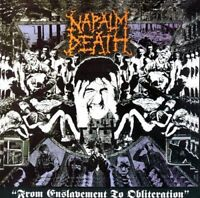 Napalm Death - From Enslavement To Obliteration Nuevo CD