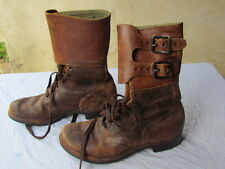 BUCKLE BOOTS US WWII  BOTTES US MODELE 1943 US WW2  RANGERS USWW2