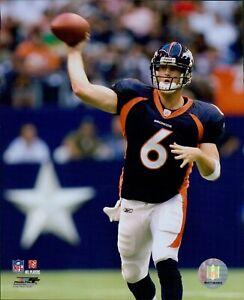 Jay Cutler Denver Broncos NFL Licensed Unsigned Glossy 8x10 Photo A