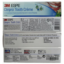 24X3M ESPE Clinpro Tooth Creme Sodium Fluoride Anti-Cavity Toothpaste Vanilamint