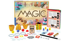 Gold Edition Magic Kit 150 Tricks THames & Kosmos Holdsworth Guild of Magicians