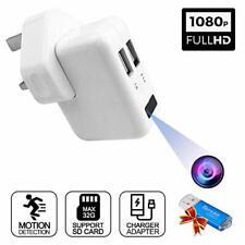Spy Cameras 1080P HD Mini Camera Covert Hidden Security Surveillance Camera with