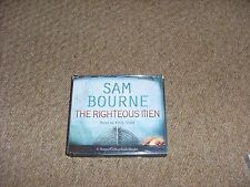Sam Bourne.The Righteous men.Audio book cd...Post next day