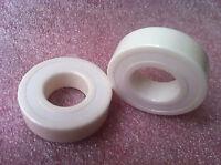 1pcs 6007-2RS Sealed Full Ceramic Bearing ZrO2 Ball Bearing 35x62x14mm #A1AV LW