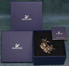 Swarovski Crystal Baby Sea Turtles Retired 826480 Figurine Signed Collectable