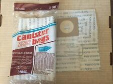 FOUR Genuine Sears Kenmore 20-5011 Canister Vacuum Cleaner Bags