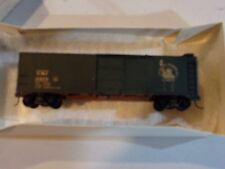 Walthers HO Gauge Central of New Jersey X-29 Box Car- Dsr