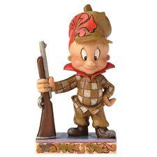 Jim Shore Happy Hunter Elmer Fudd Looney Tunes Figurine NEW 4054867